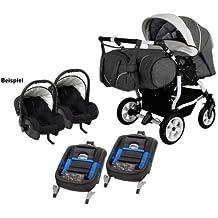 Zwillingskinderwagen mit babyschale  Suchergebnis auf Amazon.de für: geschwisterwagen mit babyschale