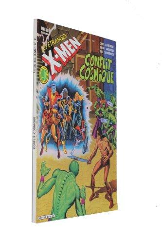 Les tranges X-Men : conflit cosmique