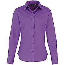 Premier - Camicia Maniche Lunghe - Donna