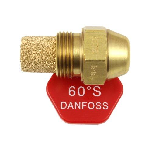 Danfoss Oil Fired Boiler Burner Nozzle 0.55 x 60 S USgal/h ° Degree Spray Pattern Heating Jet 2.11 K