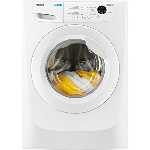 Zanussi ZWF71463W freestanding Front-load 7kg A+++ White Washing Machine - Washing Machine (Freestanding, Front Load, White, Left, 53 L, 1.8 m)