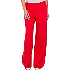 Diva Boutique Womens Palazoo (rv-01_Red_32)