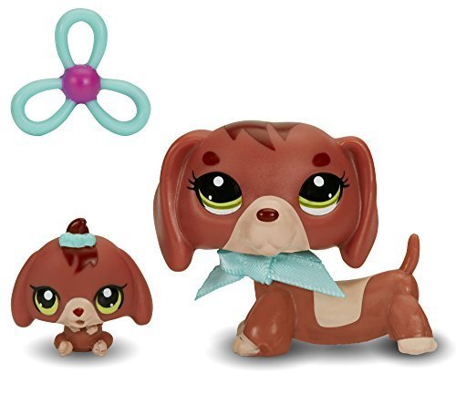 gures Dachshund and Baby Dachshund by Hasbro ()