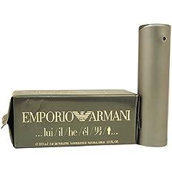 Armani Emporio Lui homme/men, Eau de Toilette, Vaporisateur/Spray, 1er Pack (1x 100 ml)