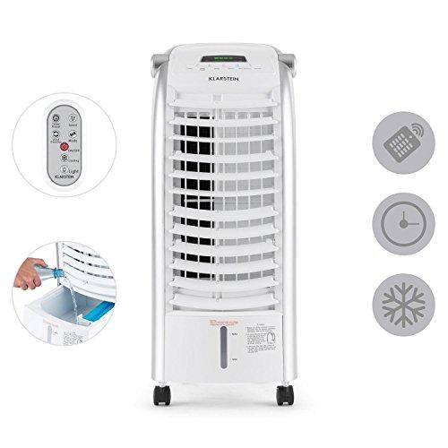 Klarstein maxfresh wh condizionatore portatile ventilatore for Condizionatori portatili klarstein