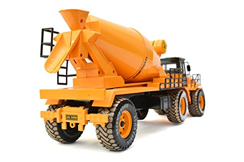 RC Baufahrzeug kaufen Baufahrzeug Bild 1: RC Truck 4 Kanal LKW Betonmischer