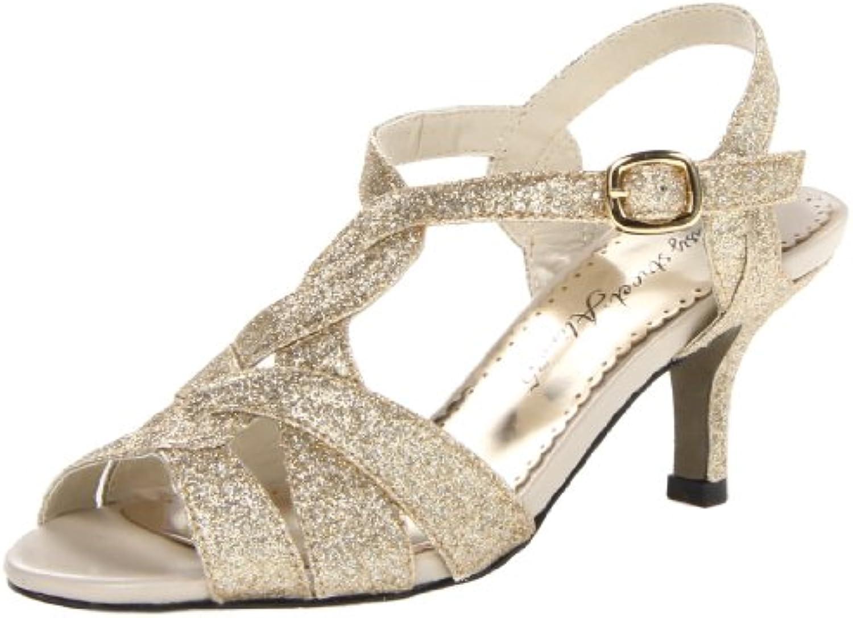 Donna  Uomo Easy Street Glamorous Sintetico Sandalo Vendite online Costo medio Più pratico | Imballaggio elegante e stabile  | Sig/Sig Ra Scarpa