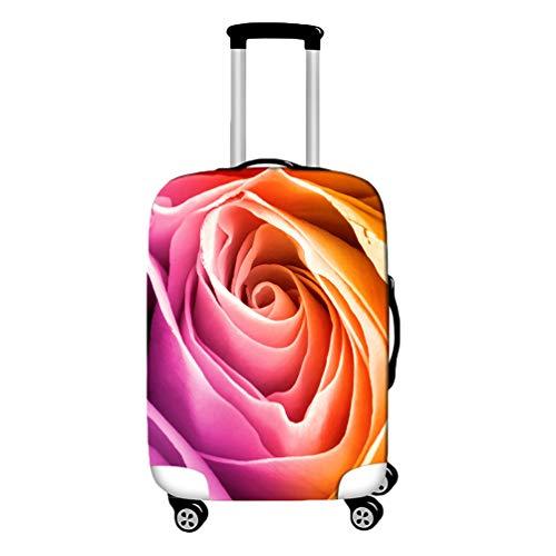 YiiJee Kofferhülle Kofferschutzhülle Luggage Cover Gepäck Cover Kofferbezug Reisekoffer Hülle Kofferschutz Als Bild7 M