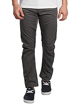 Jack & Jones Dale Colin Tw Ch Grey Core Noos - Pantalones para hombre