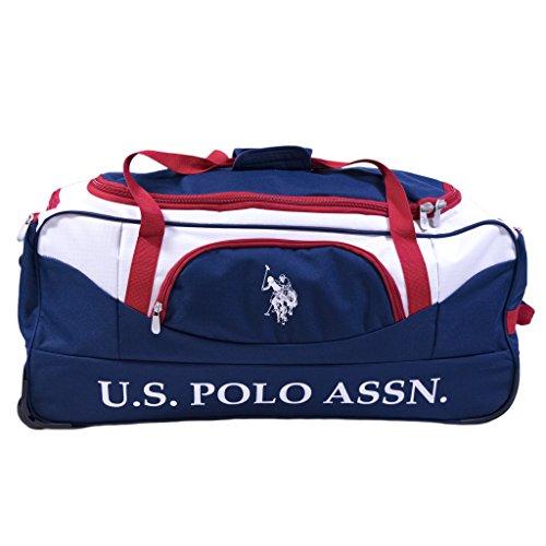 30 Rolling Duffle (U.S. Polo Assn. U.s. Polo Assn 30in Deluxe Rolling Duffle Bag Duffel Bag)