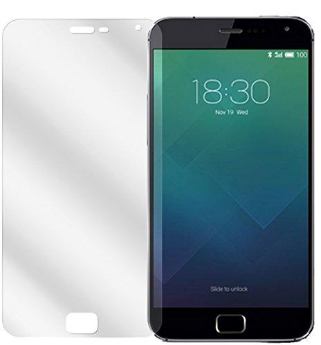 dipos I 6X Schutzfolie klar passend für Meizu MX4 Pro Folie Bildschirmschutzfolie