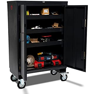 ARMORGARD Mobile Fittings Cabinet 1010x580x1575