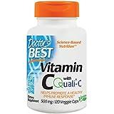 Doctor's Best, Meilleur vitamine C, 500 mg, 120 Capsules végétales
