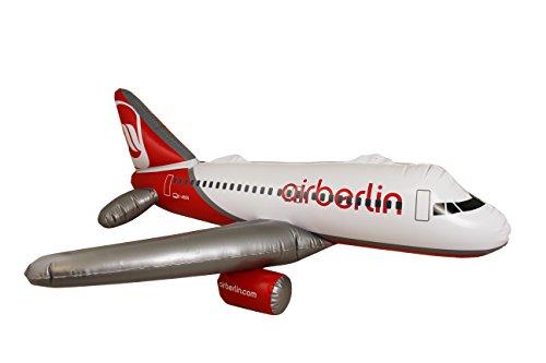 Boeing 737-800 Air Berlin zum aufblasen 130x122 cm