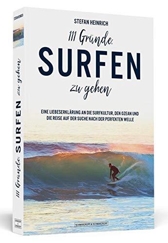111 Gründe, surfen zu gehen: Eine Liebeserklärung an die Surfkultur, den Ozean und die Reise auf der Suche nach der perfekten Welle (Technik Surfen)