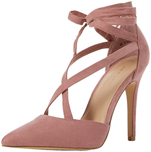 New Look Tia, Escarpins femme Pink (Light Pink)