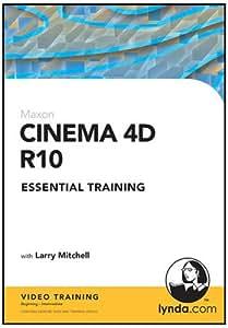 CINEMA 4D R10 Essential Training (PC/Mac)