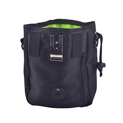 AFfeco Hüfttasche für Hunde und Welpen, für Gehorsam und Agilität, für Training und Futter