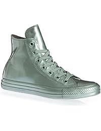 524ab3a776888 Suchergebnis auf Amazon.de für  Silber - Sneaker   Damen  Schuhe ...