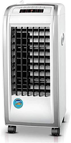 Qianqiusui Ventilador del Aire Acondicionado a Distancia Inteligente, calefacción y refrigeración...