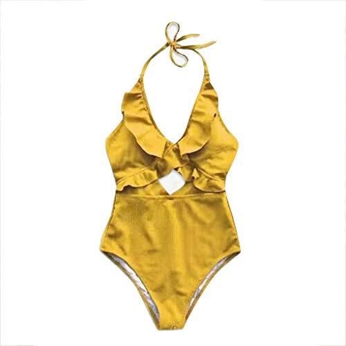 Bfmyxgs Sexy Beachwear für Frauen Damen drucken Bandage Bikini Set brasilianische Bademode Bademode Badeanzug Bodys Bikini Tankini Bademode Bade Badeanzug Monokini Sets Beachwear