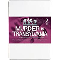Murder in Transylvania 8 Player Murder Mystery Dinner Party Game