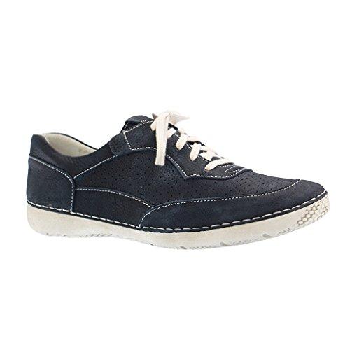 Josef Seibel 82909-869 Antje 09 Low-Top Sneaker donna Scamosciato Blu