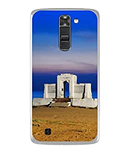 PrintVisa Historical Gate High Gloss Designer Back Case Cover for LG Stylus 2 (K520DY)