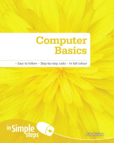 Computer Basics In Simple Steps por Joli Ballew