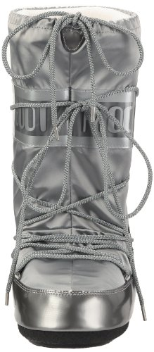 Moon Boot Glance, Boots femme Argent (Argento)