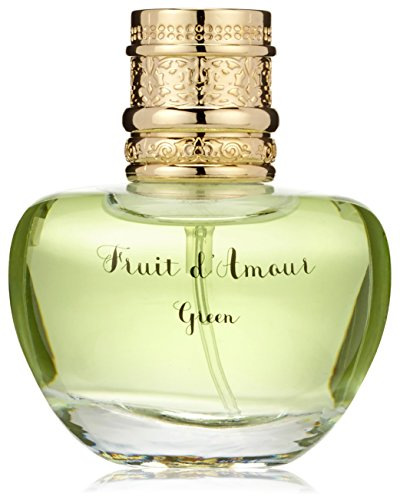 Emanuel Ungaro Fruit D'Amour Green Eau De Toilette Woman, 50 ml -