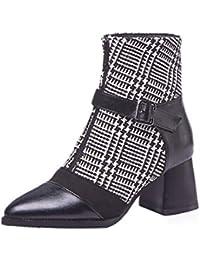 Amazon.es  sin y - Botas   Zapatos para mujer  Zapatos y complementos 9cacb545060