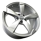 F931 SI 1 Felge aus LEGA 8,5J 19 5X112 ET35 66,5 AUDI A4 AVANT B8 B9 A6 ALLROAD 4F 4G A5 COUPE A7 Q3 Q5 Modell ROTOR ITALY