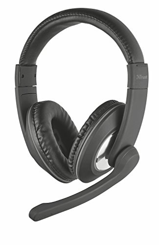 Price comparison product image Trust Reno PC Headset with Microphone for Computer and Laptop