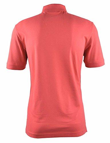 Brax Herren Poloshirt Patrick Rot