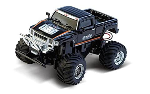 Mini Hummer Cross Country Electric RC Remote Control Car suvs 1:58 RT@KTWCH01U