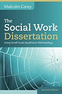 Dissertation health social care