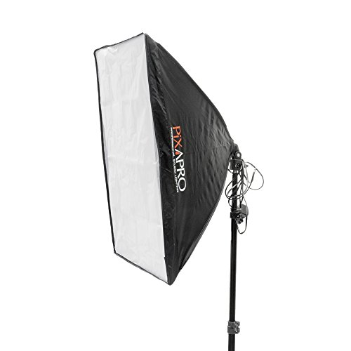 Top PIXAPRO® EzyLite PRO 1050W Three Head Boom Kit with Blue/Green Background Continuous Lighting Stand Kit Video Lights Product Photography *2 Year UK Warranty *Fast Delivery *UK Stock *VAT Registered … (1050W, Three Head Boom Kit with Blue/Green Background) on Amazon