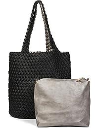 652a79b89b499 Suchergebnis auf Amazon.de für  Geflochtene Tasche - Shopper ...