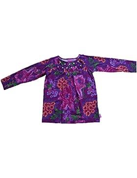 Pampolina Mädchen Shirt Flower-Phantasie Tunika