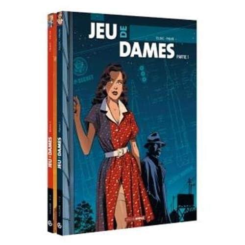 Pack découverte Jeu de dames Volumes 1 et 2 - Volume 1 offert