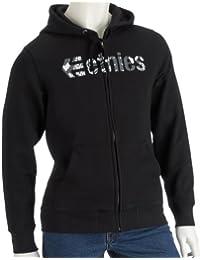Etnies Corporate Fill Zip Sudadera con capucha Negro negro Talla:S