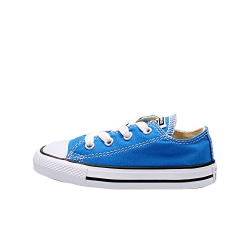 Converse Chuck Taylor All Star Infant Soar Blue Textile Trainers Soar Blue