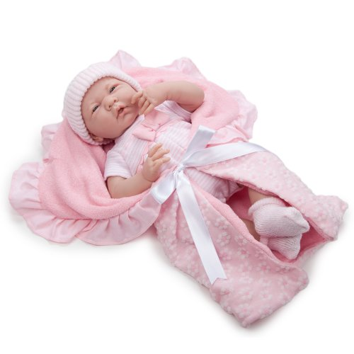 Berenguer La Newborn-Babypuppe Neugeborenes-39cm