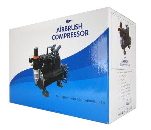 Badger Air (BADGER Airbrush Air Compressor for BADGER Air Brush BA1000)