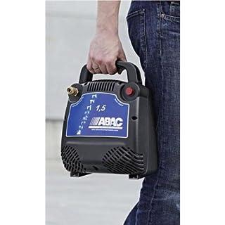 Compressore Autolubrificato Coassiale 230V ABAC Leggero e Compatto