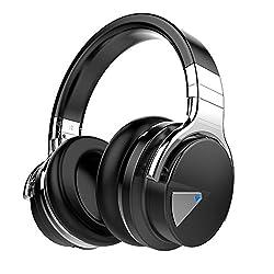 Mettez votre casque. Oubliez tout ce qui vous entoure.Le casque Cowin E-7 est conçu pour diffuser un meilleur son, procurer un plus grand confort et être plus facile à emmener avec vous. Mettez-le en marche et, soudainement, tout change.Votre musique...