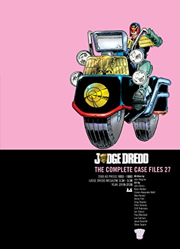 Judge Dredd: The Complete Case Files 27