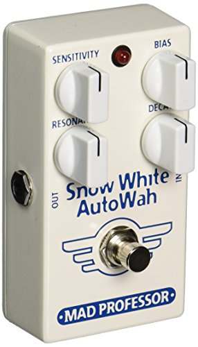 MAD PROFESSOR SNOW WHITE AUTO WAH · PEDAL GUITARRA ELECTRICA