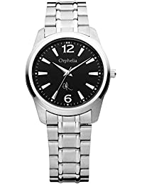 Orphelia Herren-Armbanduhr XL Analog Edelstahl 155-7701-48